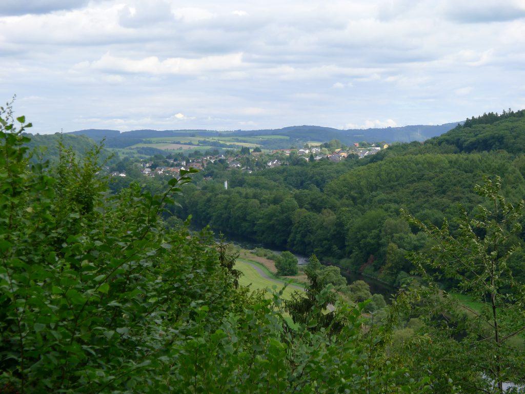 Landschaft Ruhr-Sieg